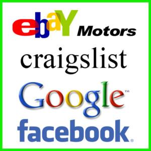 Sell Unused Items on eBay and CraigsList