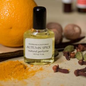 Begins Perfume Oil Business