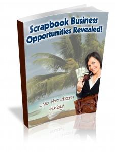 scrapbooking Make Money Business