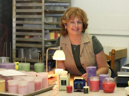 Business of Making Candles