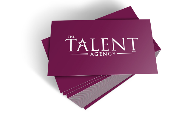 online talent agency