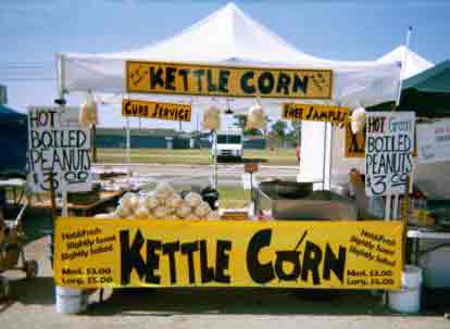 kettle corn business opportunity