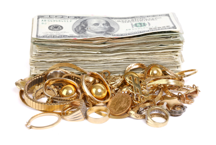 Business of Selling Scrap Gold