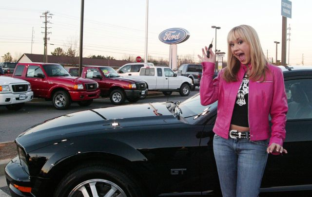 Used Vehicle Car dealership