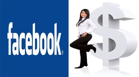 Make Money with Online Facebook fan page
