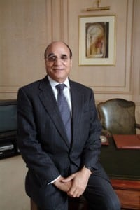 Sir Anwar Pervez O.B.E